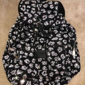 Victoria's Secret PINK Cheetah Book Bag